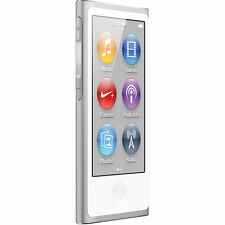 Apple Ipod Nano 7th generación-Plateado/Blanco - 16GB-Libre 1st CLASE UK FRANQUEO