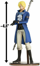 One Piece Styling: Flame of the Revolution Series Sabo w/ Blue Jacket Figure