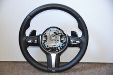 BMW 2 F45 F46 M LEDER LENKRAD MULTIFUNKTION LEATHER STEERING WHEEL F1