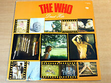 EX/EX- !! The Who/Direct Hits/1980 Polydor Japanese LP