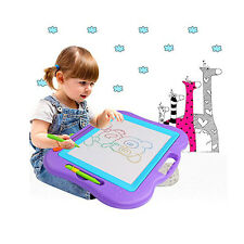 TONOR Magnetic Colorful Erasable Baby Kids Skill Development Drawing Board Toy