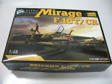 Kitty Hawk 1/48 80111 Dassault Mirage F.1CT/CR