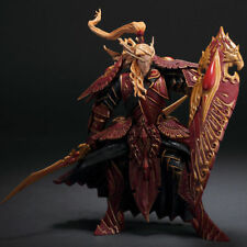 WOW World of Warcraft Horde Blood Elves Paladin Figure Collection Toys