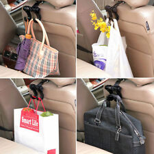 1x Car Hanger Auto Bags Organizer Hook Car Seat Headrest Holder Hanger Tool