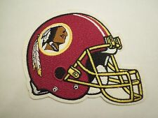 Washington Redskins Football Helmet NFL Embroidered Iron On Patch