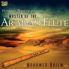 Master of the Arabian Flute by Mohamed Naiem (CD, Nov-2014, Arc Music)