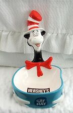 DR SEUSS CAT IN THE HAT CANDY DISH by HERSHEY c 2003
