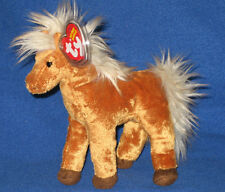 TY SPURS the HORSE BEANIE BABY - MINT with MINT TAGS