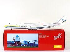 """Herpa Wings Antonov Airlines Antonov AN-225 1:400 """"Mriya"""" Reg. UR-82060 (562287)"""