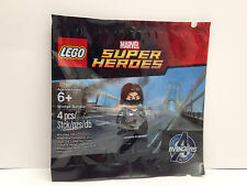 LEGO 5002943-MARVEL SUPER HEROES SOLDATO D'INVERNO minifigura POLYBAG