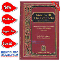 STORIES OF THE PROPHETS BY IBN KATHIR DARUSSALAM BEST SELLING ISLAMIC BOOK