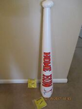 "Inflatable Baseball Bat 46"" Lot of FOUR"