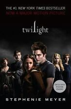 RARE The Twilght Saga: Twiight 1 by Stephenie Meyer 2008,Movie Tie-In)