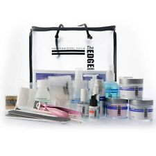 The Edge Acrylic Liquid & Powder Kit (FULL KIT) GENUINE ITEMS DIRECT FROM EDGE