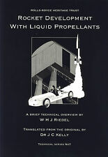 The Rolls-Royce Heritage Trust:  Rocket Development with Liquid Propellants