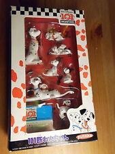 Walt Disney 101 Dalmatiner Dalmatians Yutaka Japan Exklusiv Set 1996 7 x Figur