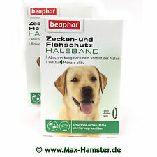 Ticks / Flea Repellant Collar f. Dogs