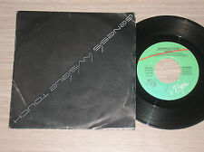"GENESIS - INVISIBLE TOUCH / THE LAST DOMINO - 45 GIRI 7"" ITALY"