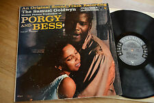 PORGY AND BESS soundtrack LP Columbia OL 5410 Gershwin
