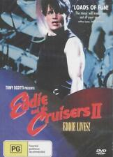 EDDIE & THE CRUISERS 2 (Michael Pare) - DVD - UK Compatible - sealed