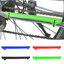 1 pcs MTB Cycling Frame Chain Chainstay Plastic Protector Guard Cover Auction BK