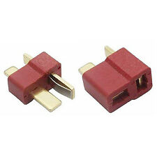 20Pairs T- Plug Male & Female Connectors Deans Style For RC LiPo Battery ESC