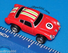 MICRO MACHINES FIAT ABARTH RED Car Galoob