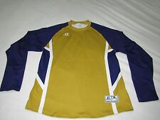 BRAND NEW ALCORN STATE BASKETBALL SHOOTING JERSEY MED BRAVES RUSSELL ATHLETIC