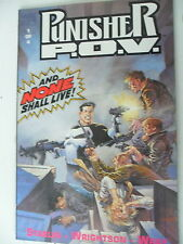 1 X COMIC USA-Punisher P.O.V. - N. 1 of 4-inglese-MARVEL-z.1