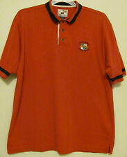 Cutter & Buck Mens XL Red Shirt - 100th U.S. Open 2000 Pebble Beach