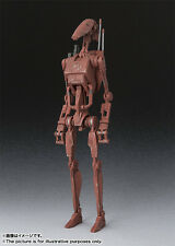 Bandai S.H.Figuarts SHF Star Wars Battle Droid Geonosis Color