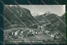 Trento Canazei di Fassa Catinaccio PIEGHINA Foto cartolina VK0438