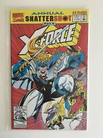 X-Force Annual #1 Shattershot Part 4 Marvel Comics The Mirror Liars 64 Pages