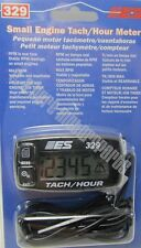Electronic Specialties ES 329 Small Engine Tach/Hour Meter One Year Warranty