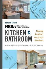 NKBA Kitchen and Bathroom Planning Guidelines with Access Standards by Nkba...