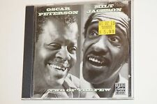 MILT JACKSON/OSCAR PETERSON - Two Of The Few CD ** Excellent Condition **