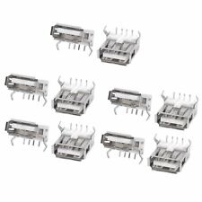 10PCS USB Type A Standard Port Female Solder Jacks Connector B3