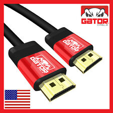 75 FT HDMI Cable Gator Cable V1.4 3D 1080P HDTV PS3 PS4 XBOX BLURAY LCD LED TV
