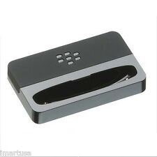 Desktop Charging Charger Pod Dock Cradle Stand F BlackBerry Bold Touch 9900 9930