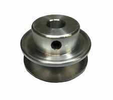"RDGTOOLS  2"" V PULLEY 12MM BORE / FOR V BELTS (A SECTION)"