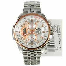 IMPORTED CASIO EDIFICE ANALOG MEN WRIST WATCH EF-558D-7AV