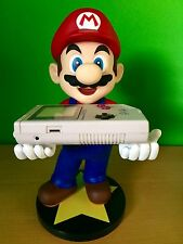 SUPER Mario Figur NINTENDO Aufsteller XL Halter Gameboy 3DS NES Schild Club Kart