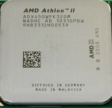 AMD Triple Core CPU Athlon II X3-450 3.2GHZ Socket AM3