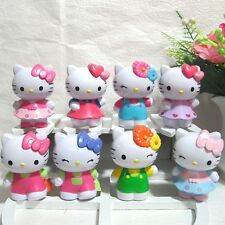 Hello Kitty Figure 8pcs/Lot with tracking