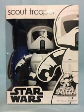 Star Wars Mighty Muggs Scout Trooper MISB