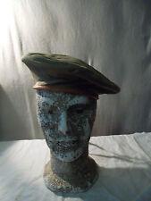 Beret beige commando guerre d'Indochine  Beige beret commando War in Indochina