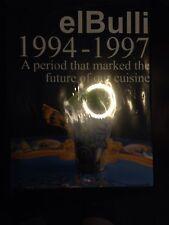 NEW El Bulli 1994-1997 by Ferran Adria Hardcover