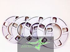 "4 WHEEL SPACERS 1/2"" THICK FITS ALL 5X108, 5X4.25, 5X112, 5X120, 5X130,12MM USA"