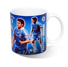 Original Chelsea London Kaffee Becher Tasse Michael Ballack LIMITED EDITION NEU