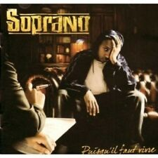 Soprano-puisqu 'il faut vivre CD 17 tracks hip hop/rap/pop NEUF